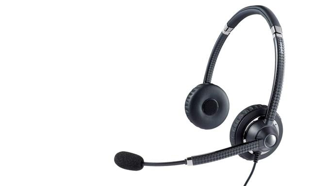 Jabra náhlavní souprava UC Voice 750 USB, NC, duo, MS, grey