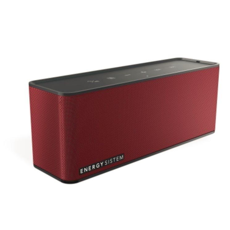 ENERGY Music Box 5+, přenosný Bluetooth reproduktor, 10 W, 3,5mm audio vstup, FM rádio a přehrávač MP3 z microSD karet