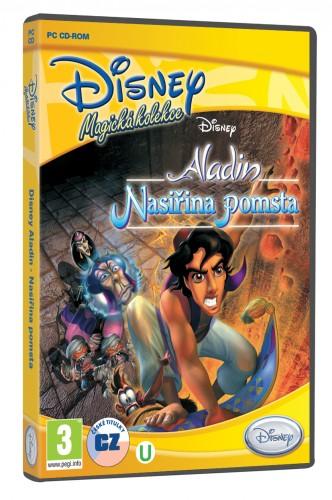 DMK slim: Aladin: Nasiřina pomsta