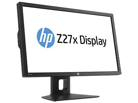 "HP Z27x IPS 27""/2560x1440/800:1/7ms/250/HDMI/DP"