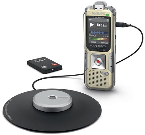 Diktafon Philips DVT 8000