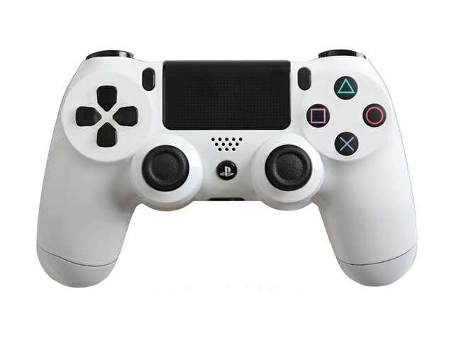 PS4 - DualShock 4 Controller Glacier WHITE