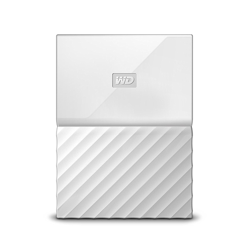 "WD My Passport 2TB Ext, 2,5"" USB3.0, WHITE"