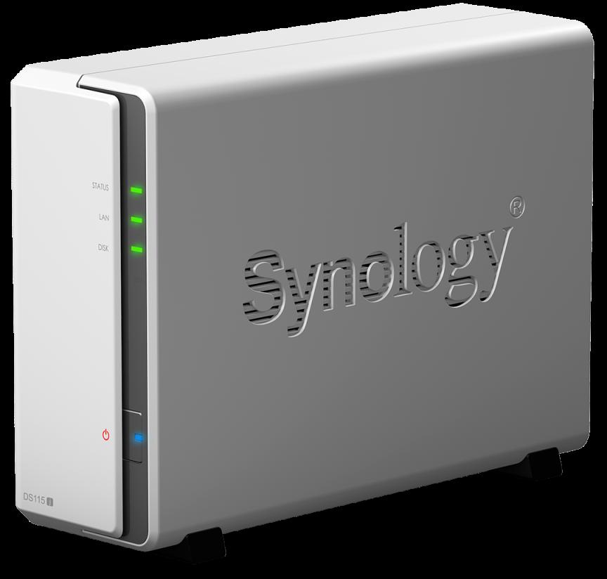 Synology DS115j DiskStation