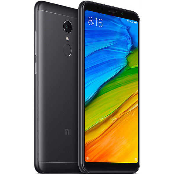 Xiaomi Redmi 5 (2GB/16GB) Global, Black