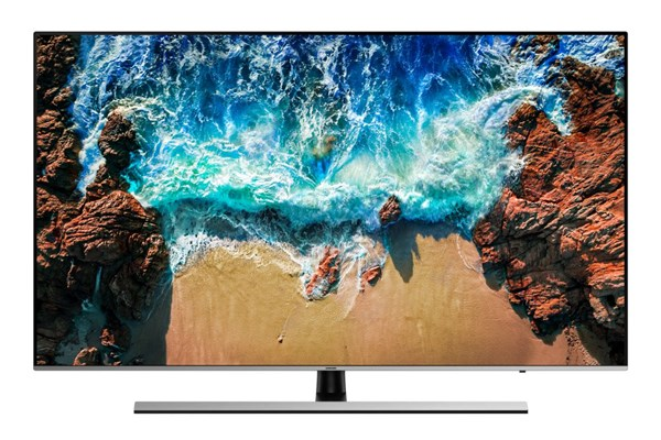 """SAMSUNG UE65NU8002 Smart LED TV, 65"""" 163 cm, UHD 3840x2160, DVB-T/T2/S/S2/C, Tizen OS, HDR10+, WiFi, HbbTV 2.0"""