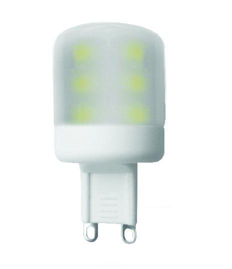 Panlux LED kapsule G9 světelný zdroj 23LED 230V 2,5W - studená bílá