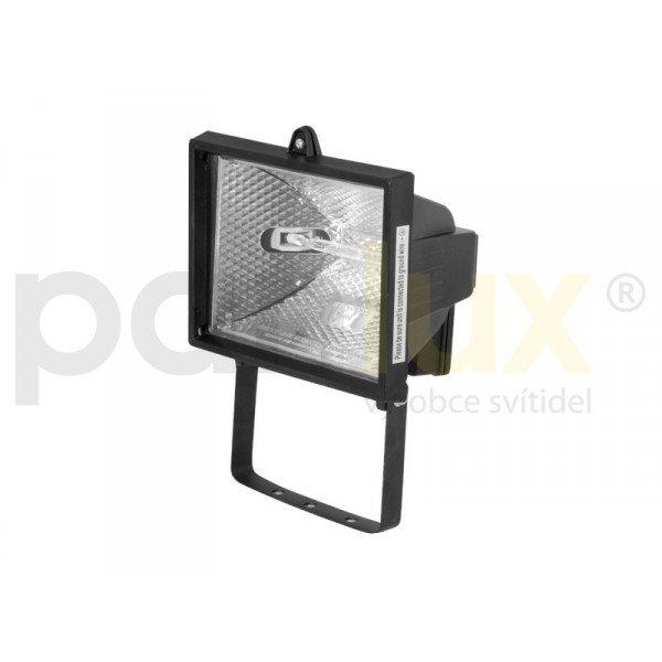 Panlux VANA 500 venkovní reflektorové svítidlo 500W, černá