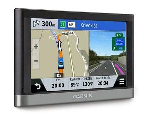 Garmin GPS navigace nüvi 2557T Lifetime Europe45