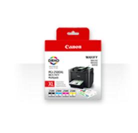 Canon cartridge INK PGI-2500XL BK/C/M/Y MULTI