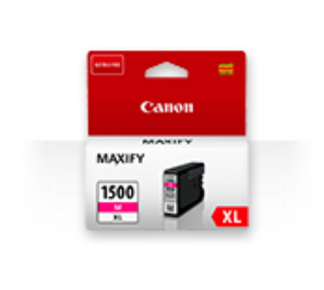 Canon cartridge INK PGI-1500XL M