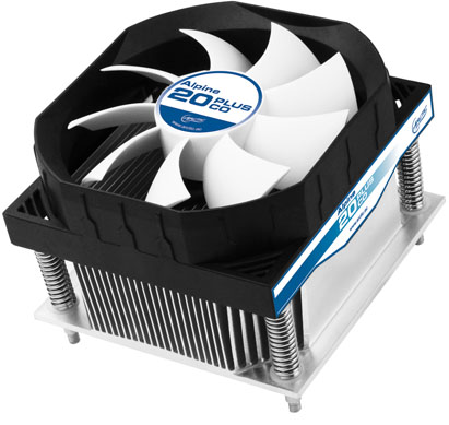 ARCTIC Alpine 20 PLUS CO (Intel CPU Cooler)