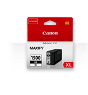 Canon cartridge INK PGI-1500XL BK