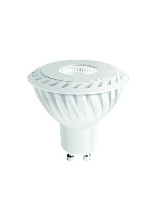 ACME LED úsporná žárovka, COB, GU10, 5W, teplá bílá, 350lm, 3000K, 30000h
