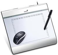 """Genius tablet EasyPen i608X (6x 8"""")+bezdrátová myš"""