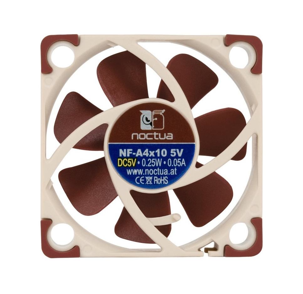 Noctua NF-A4x10 5V, 40x40x10mm, 3-pin, 4500 RPM