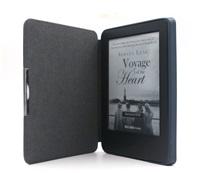 C-TECH PROTECT pouzdro pro Amazon Kindle 6 TOUCH hardcover, WAKE/SLEEP funkce, AKC-10, modré