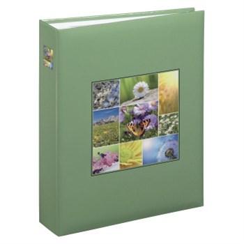 Hama album memo WILDFLOWERS 10x15/200, zelené, popisové štítky