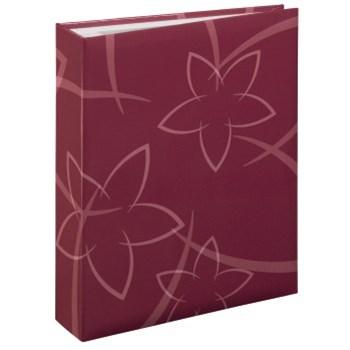 Hama album memo ORIENTS 10x15/200, červené, popisové štítky