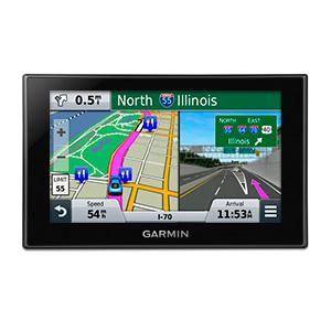 """Garmin Nüvi 2589T Lifetime Europe 45 států- 5"""" LCD/otočný displej - BEZ TOPO Map"""