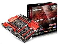 ASRock X99X Killer Fatal1ty, X99, QuadDDR4-2133, SATA3, RAID, ATX