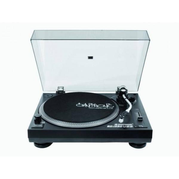 Gramofon Omnitronic BD-1390 USB