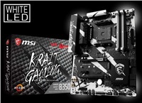 MSI MB Sc AM4 B350 KRAIT GAMING