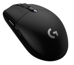 Logitech® G305 LIGHTSPEED Wireless Gaming Mouse - BLACK - 2.4GHZ/BT - N/A - EER2 - G305