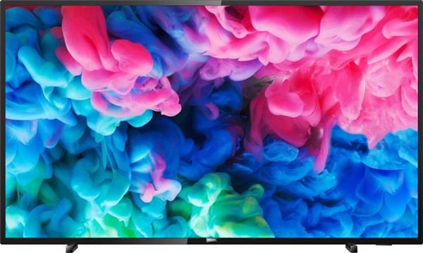 "Philips 50PUS6503/12 Smart LED TV, 50"" 125 cm, UHD 3840x2160, DVB T/T2 (HEVC)/C/S2, Wi-Fi, DLNA, HbbTV"