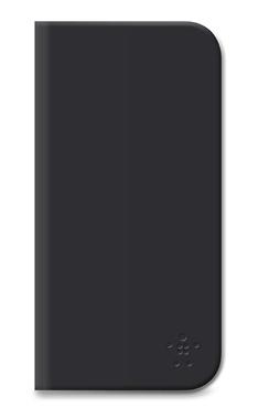 Belkin iPhone 6+/6s+ pouzdro se stojánkem Classic Folio, černé