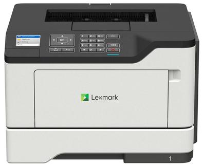 LEXMARK ČB tiskárna MS521dn A4, 44ppm, 512MB, LCD, duplex, USB 2.0, LAN