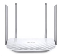 TP-Link Archer C50 AC1200 WiFi DualBand Router, 802.11ac/a/b/g/n, 4x100Mbit LAN, USB 2.0