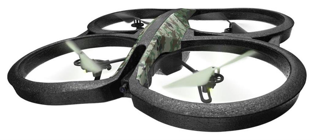 Printer 3D, CRAFTBOT 2 (GREEN) + Parrot AR Drone 2.0 jungle edt.