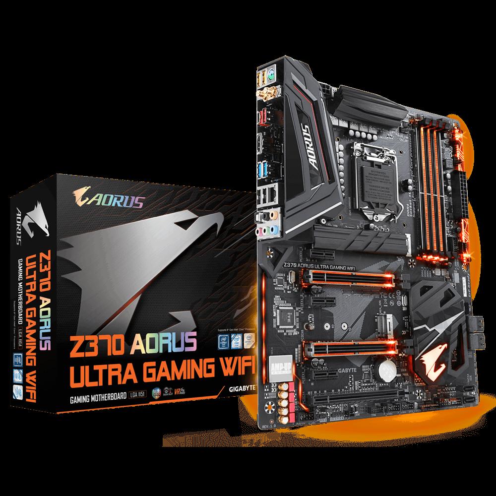 Gigabyte Z370 AORUS Ultra Gaming WIFI