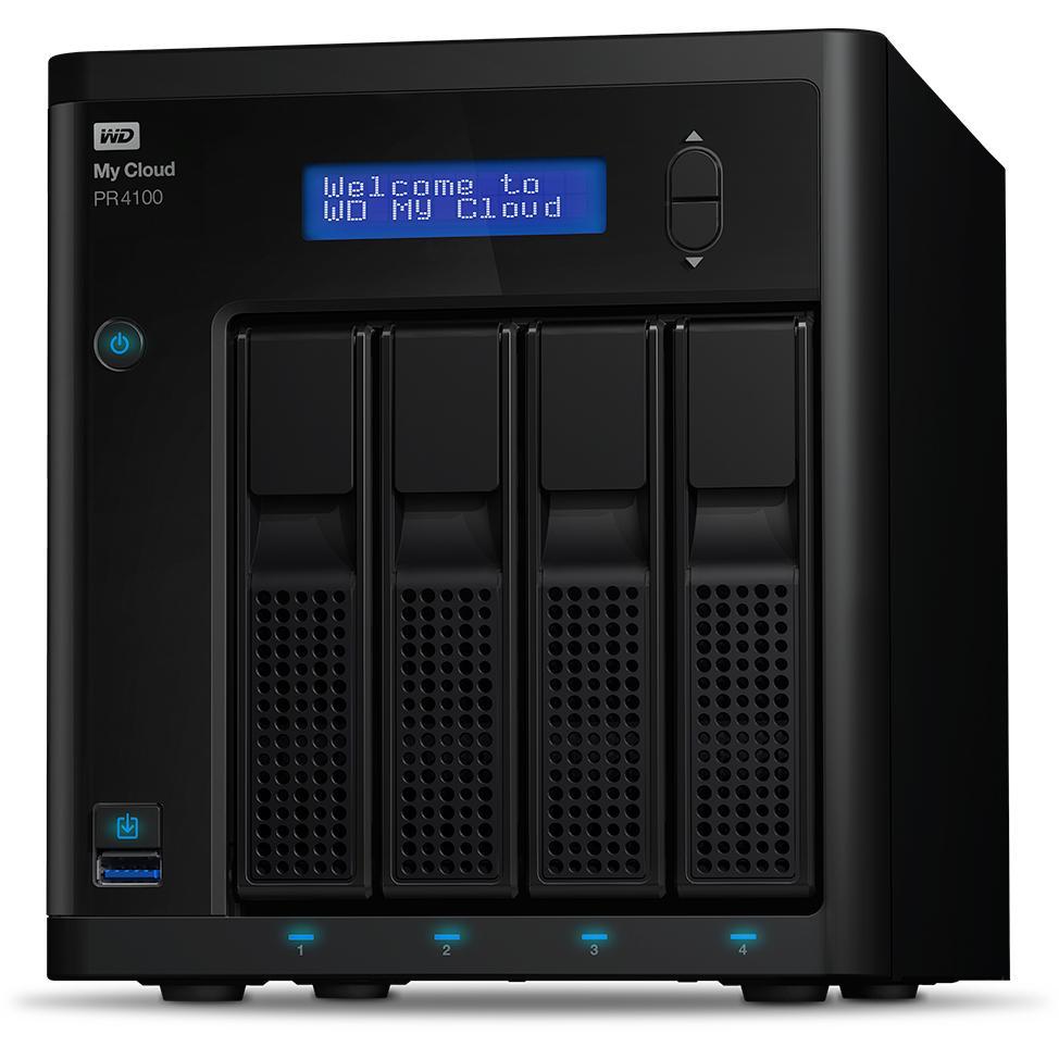 """NAS 3,5"""" WD My Cloud Pro PR4100 40TB NAS LAN"""
