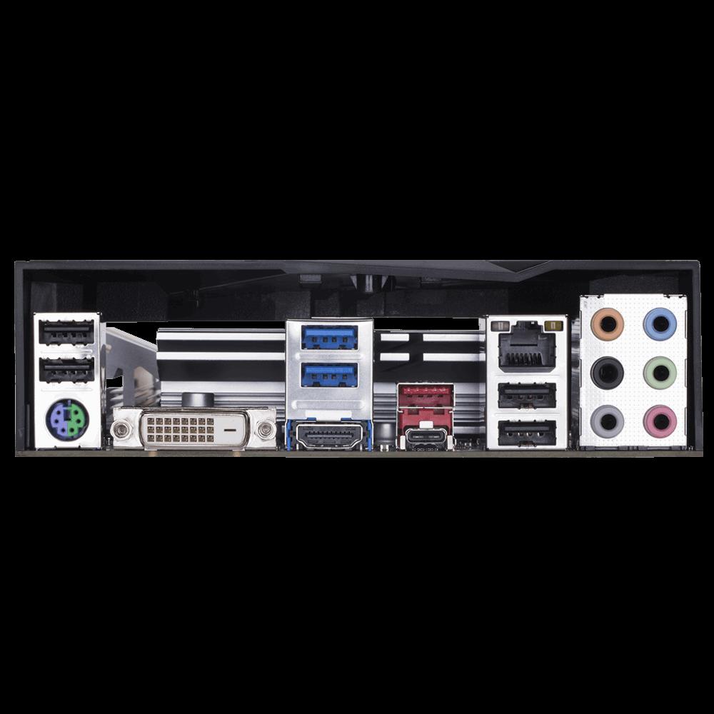 Gigabyte H370 AORUS GAMING 3 WIFI, DDR4, PCI-E 3.0 x16, HDMI/DVI-D