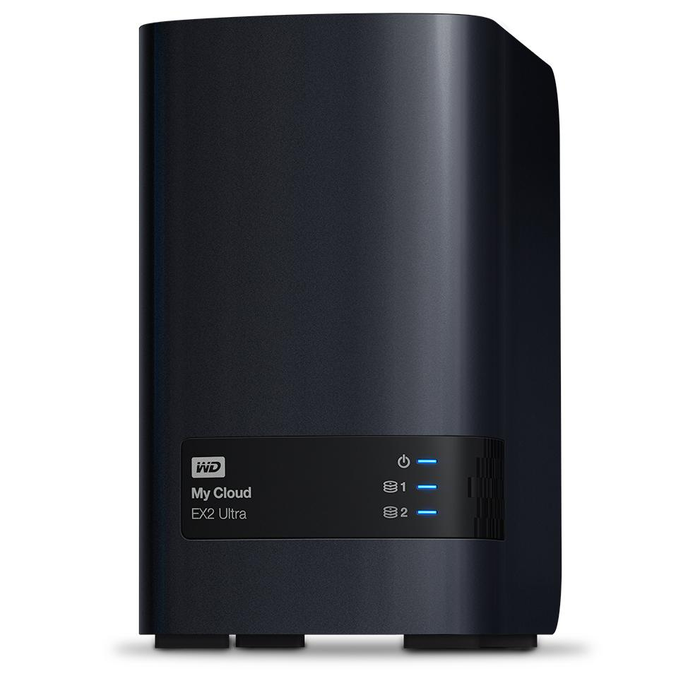 "NAS 3.5"" WD My Cloud EX2 Ultra 20TB NAS LAN"