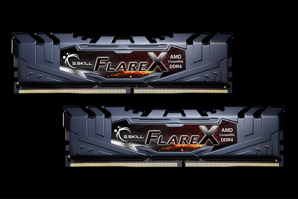 G.Skill Flare X (pro AMD) DDR4 16GB (2x8GB) 2133MHz CL15 1.2V