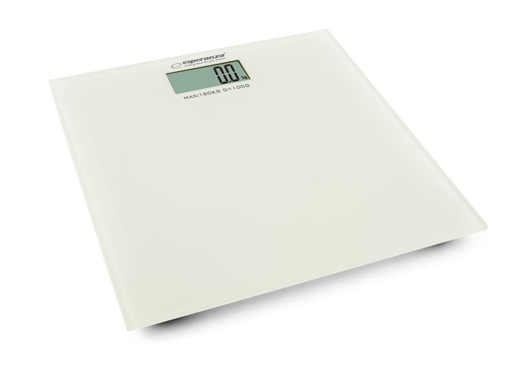 Esperanza EBS002W AEROBIC osobní digitální váha, bílá