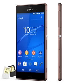Sony Xperia Z3 DualSIM D6633 Copper