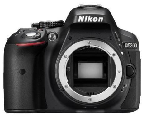 NIKON D5300 BLACK
