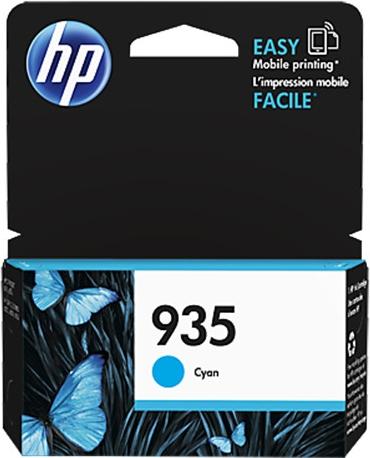 HP C2P20AE Ink Cart No.935 pro OJ Pro 6830, 400str., Cyan