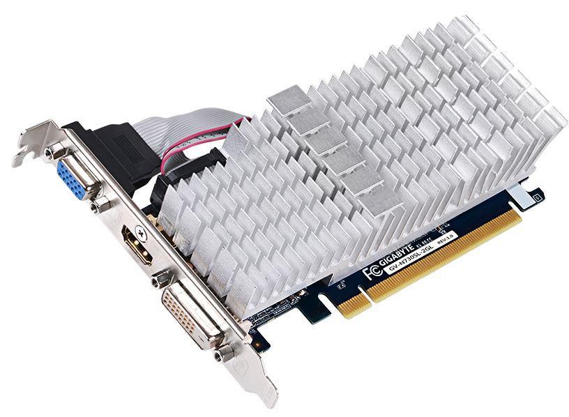 GIGABYTE VGA NVIDIA GT730 2GB DDR3 (Passive)