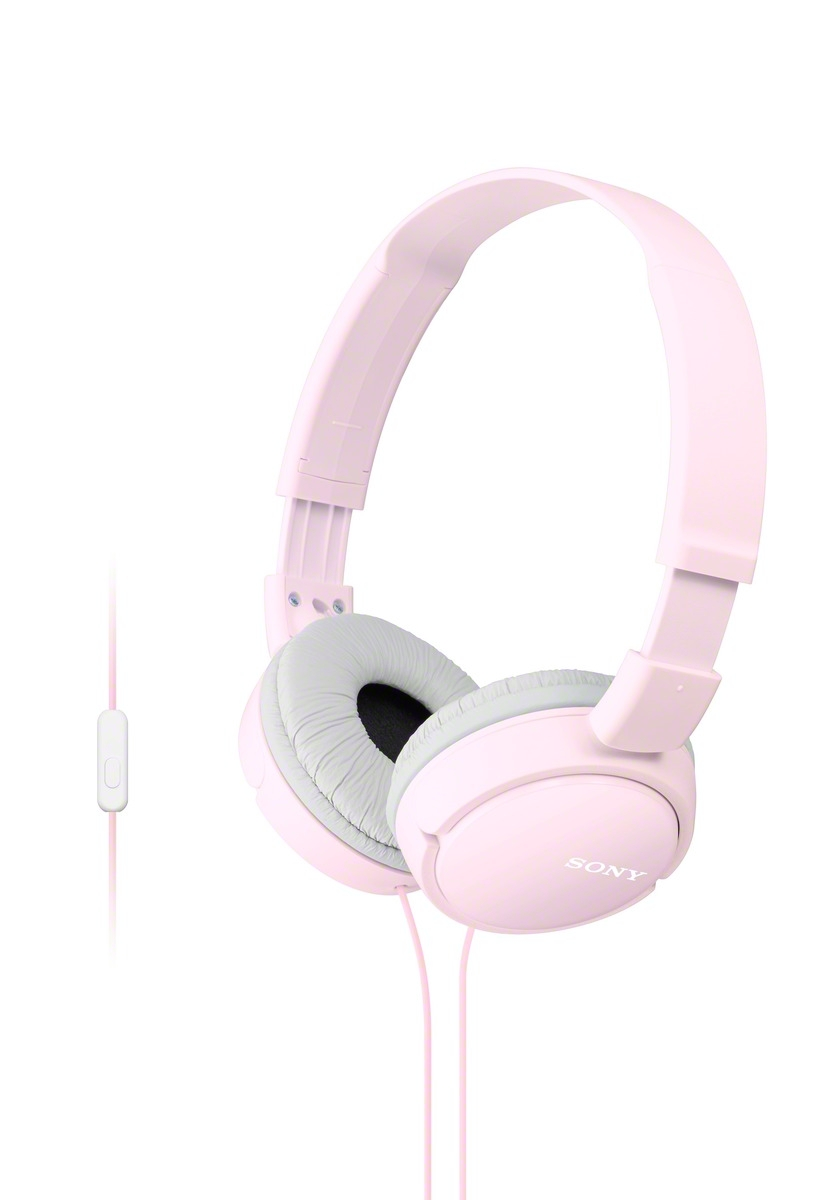 SONY MDR-ZX110AP Uzavřená sluchátka na uši - Pink