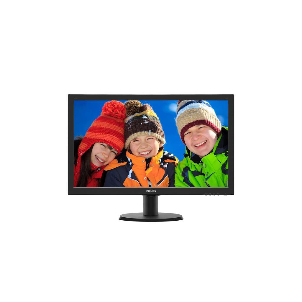 "Philips LCD 240S4QMB 24""wide/1920x1200/5ms/20mil.:1/DVI/LED/PLS/pivot/repro"