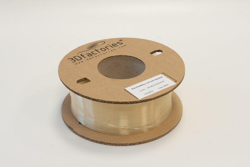 3D Factories tisková struna ABS 1,75 mm 5m natural