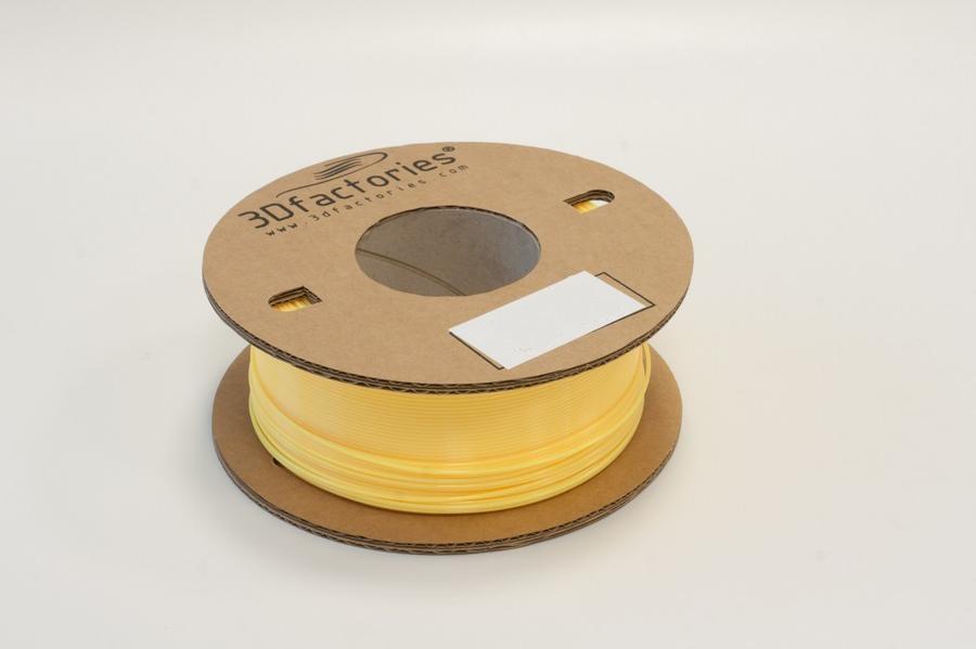 3D Factories tisková struna ABS 1,75 mm 5m žlutá