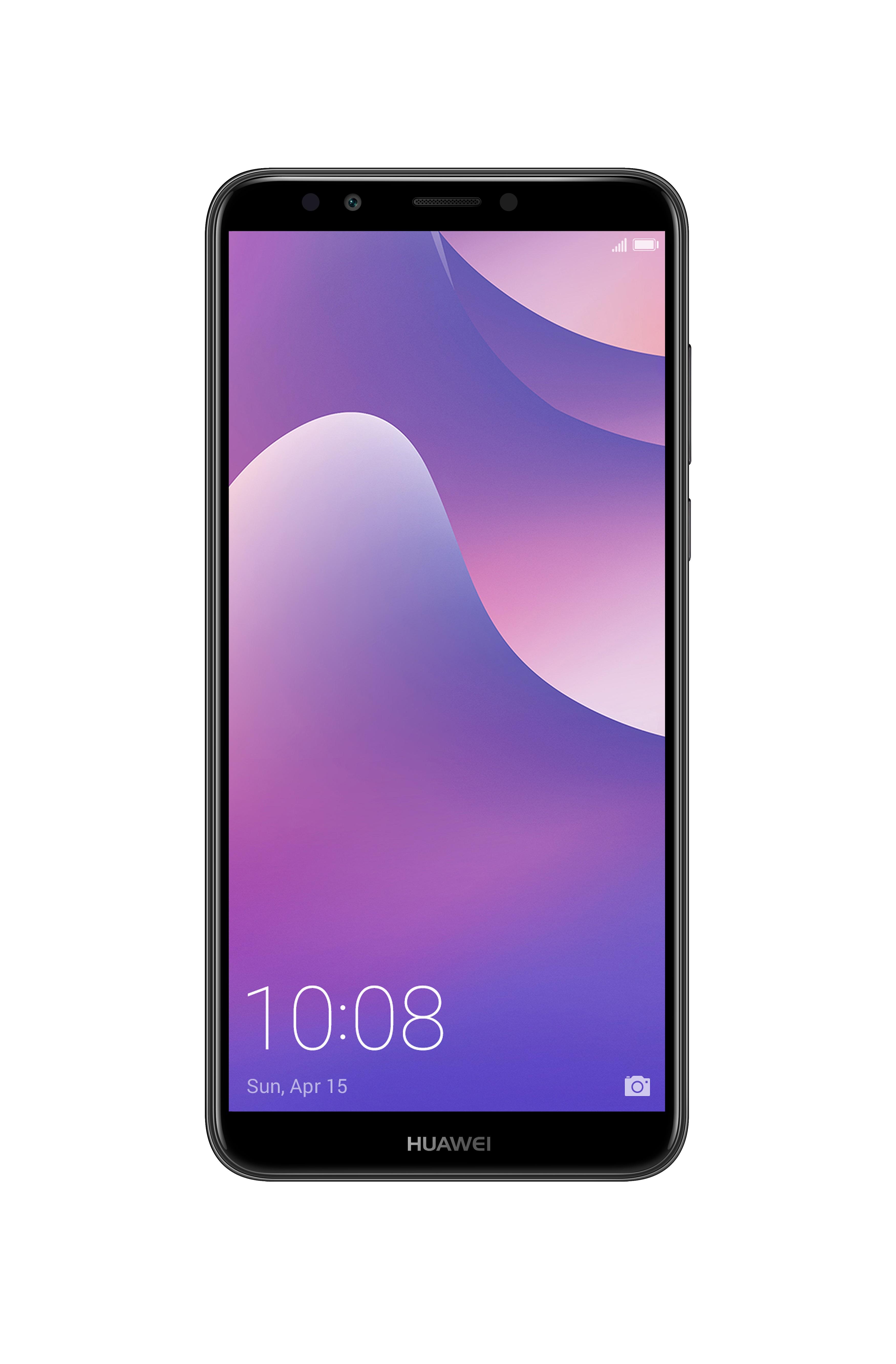 Huawei Y7 Prime 2018 3GB/32GB Dual SIM DS Black