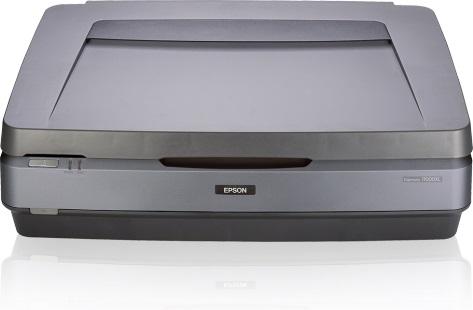 EPSON skener Expression 11000XL PRO, A3, 2400x4800dpi, USB 2.0, 3.8 Dmax + prosvětlovací jednotka