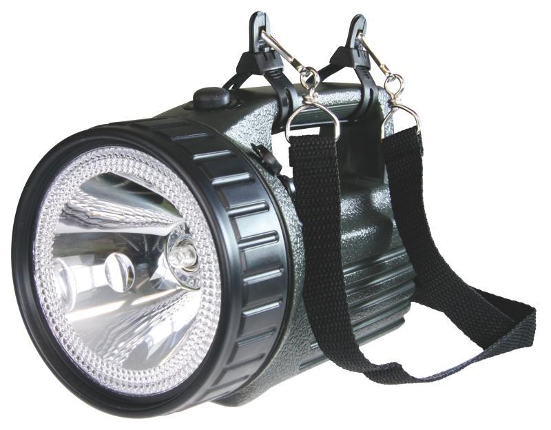 Emos LED svítilna nabíjecí 3810, Halogen/Krypton, odolná